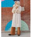 Olsen** Faux Fur Coat